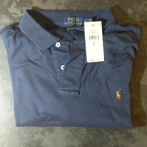 Men's XL Polo Ralph Lauren Polo, Navy Blue